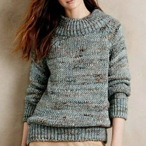 Anthropologie | Moth | Chunky Knit Sweater